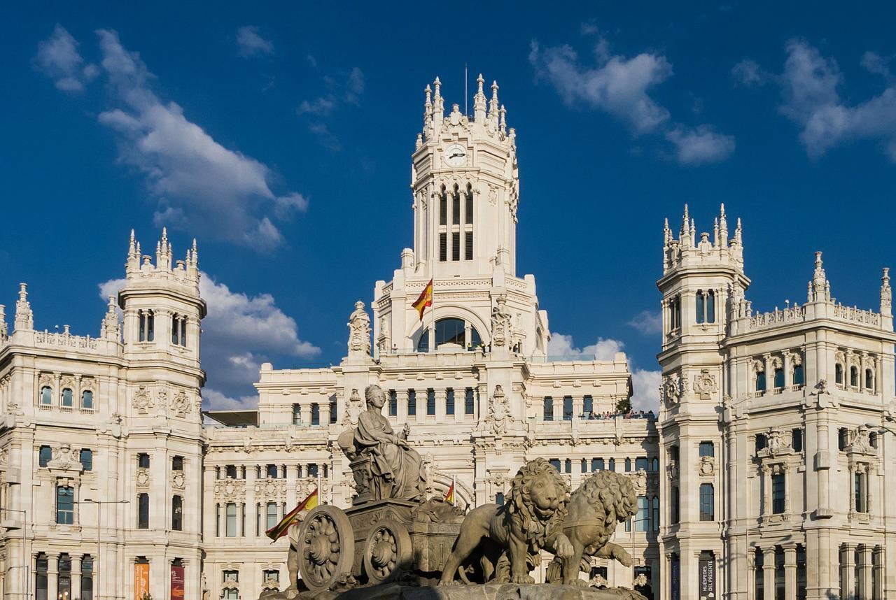 MADRID AVIONOM NOVEMBAR 2019