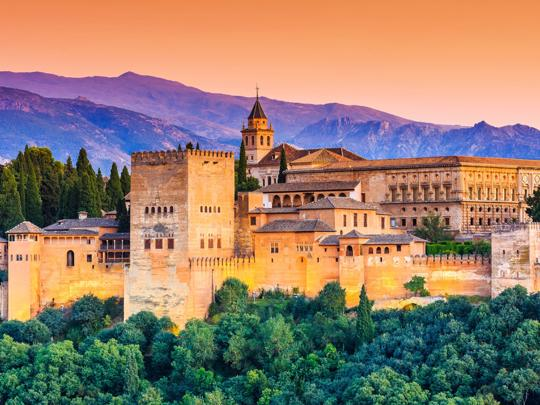 Image result for ANDALUZIJA